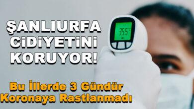 Photo of Şanlıurfa Ciddiyetini Koruyor