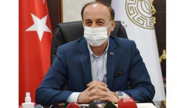 Photo of Şanlıurfa Valisi Erin'den Kurban Bayramı Mesajı