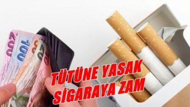 Photo of Tütün ve alkol ürünlerinde ÖTV'ye zam Geldi