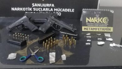 Photo of Şanlıurfa'da uyuşturucu satıcılarına operasyon