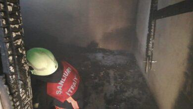 Photo of Urfa'da Ev yangını itfaiye tarafından söndürüldü