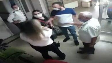 Photo of Hastanede kadın güvenlik görevlisine yumruklu saldırı
