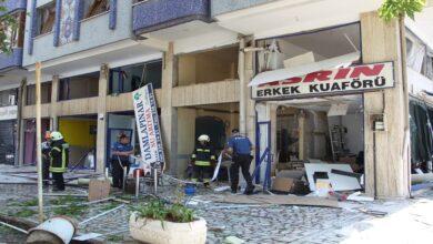 Photo of Tüp bomba gibi patladı, zarar büyük