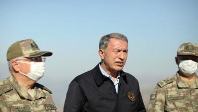 Photo of Bakan Akar'dan sınır hattında önemli açıklamalar