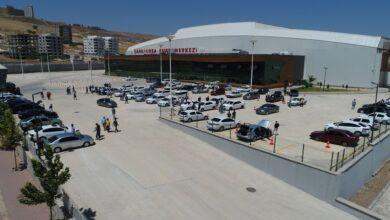Photo of Şanlıurfa'nın en büyük açık oto pazarı açıldı