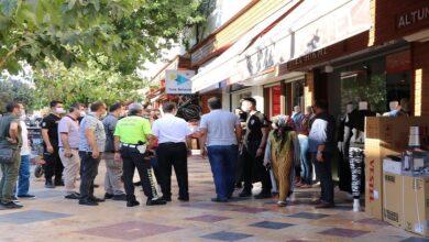 Photo of Şanlıurfa'da bin personelle maske denetimi