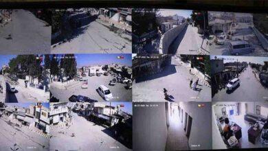 Photo of Barış Pınarı güvenlik kameralarıyla gözetleniyor