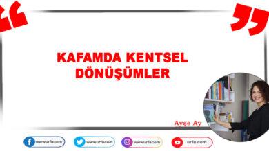 Photo of KAFAMDA KENTSEL DÖNÜŞÜMLER