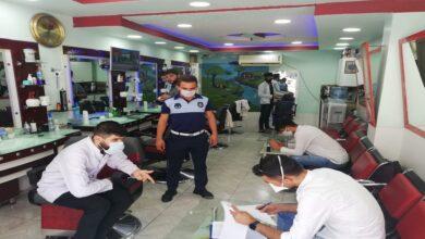 Photo of Ceylanpınar'da korona virüs denetimleri