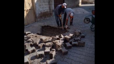 Photo of Ceylanpınar'ın Bozuk Yolları Onarılıyor