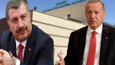 Photo of Erdoğan'dan Bakan Koca'ya Şanlıurfa Talimatı!