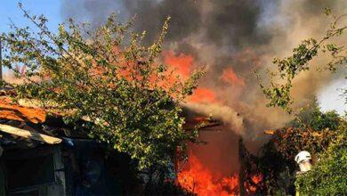 Photo of Evi ile birlikte 40 bin lirası da yandı