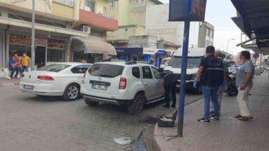 Photo of Hırsızlardan İlginç Yöntem; Lastiği Patlatıp Binlerce Lira Para Çaldılar