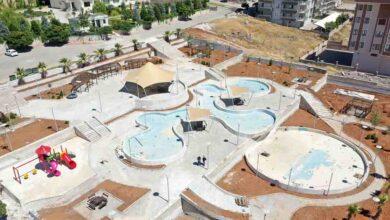 Photo of Doğukent'te Yapılan Modern Parkta Sona Doğru