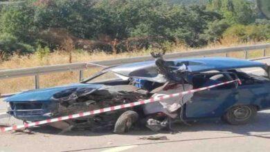 Photo of Otomobil ile motosiklet çarpıştı: 2 ölü, 2 yaralı