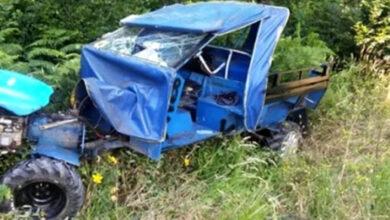 Photo of Belediye başkanının oğlu kazada hayatını kaybetti