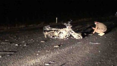 Photo of Urfa'da motosiklet sürücüsü feci şekilde öldü