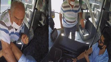 Photo of Seyir Halindeki Şoföre Yumruklu Saldırı