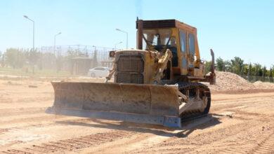 Photo of Akçakale-Suruç çevre yolunda çalışmalar sürüyor
