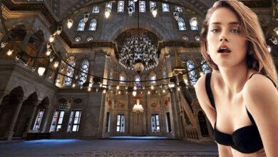 Photo of Ünlü Oyuncu Camiye Sütyensiz Girdi, Linç Edildi