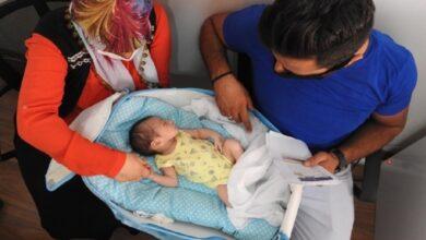 Photo of Yeni doğan bebeklerinin altını değiştirdiklerinde şok oldular