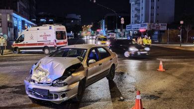 Photo of Anne ve Bebeğin bulunduğu Ambulans Kaza Yaptı