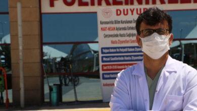Photo of Şanlıurfa'da Yoğun Bakım Üniteleri Doldu! Sağlık Bakanlığı'nın Verileri Doğru Değil