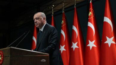 Photo of Cumhurbaşkanı Erdoğan'dan Biden'ın sözlerine ilk tepki: Oturup çay içmişliğimiz var, böyle bir ifadeyi nasıl kullanırsınız?