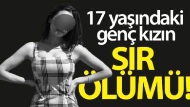 Photo of Genç kızın sır ölümü