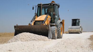 Photo of Haliliye kırsalında yollar bir bir yapılıp hizmete sunuluyor