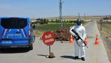 Photo of Urfa'da Korkunç Rakam 2 Bin Ev Karantinaya Alındı