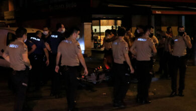 Photo of Lokantaya Silahlı Saldırı Düzenlediler