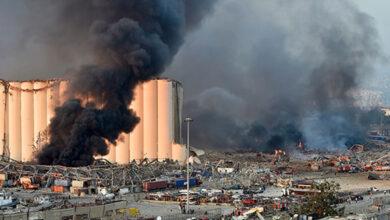 Photo of Lübnan'daki patlamada ölü sayısı 135'e ulaştı