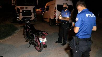 Photo of Motosikletiyle Seyir Halindeyken Kalbinde Vuruldu
