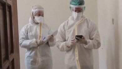 Photo of Şanlıurfa'da sağlık çalışanları bayramda da görev başında
