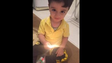 Photo of 3 yaşındaki Sidar maganda kurşunuyla hayatını kaybetti