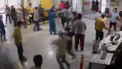Photo of Şanlıurfa'da Hasta Yakınları Hastaneyi Savaş Alanına Çevirdi