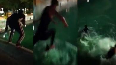 Photo of Yine Bir TikTok Videosu Uğruna Balıklıgöl'e Atladılar