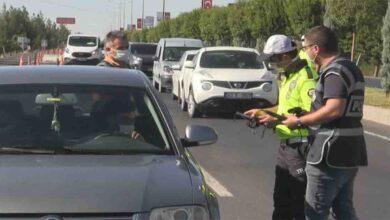 Photo of Şanlıurfa'da 202 kişiye para cezası kesildi