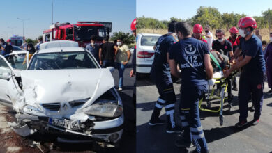 Photo of Şanlıurfa'da Kaza! Yaralılar Var