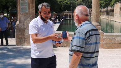 Photo of Urfa'da Parkta Unutulan Telefonu Sahibine Teslim Etti