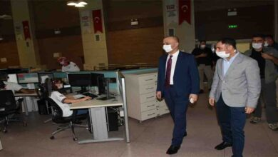 Photo of Şanlıurfa'da Salgın Denetim Merkezleri Hizmete Girdi