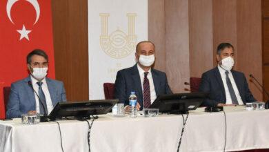 Photo of Şanlıurfa'da Yeni Koronavirüs Tedbirleri Alındı