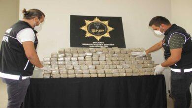 Photo of Şanlıurfa'da 12 milyon lira değerinde eroin ele geçirildi