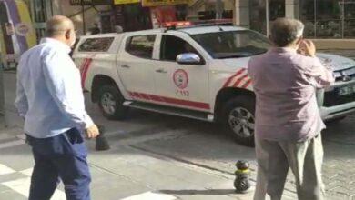 Photo of Urfa'da Yangın ihbarına giden itfaiyeciler neye uğradığını şaşırdı