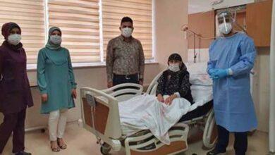 Photo of Mucize! 104 Yaşında Koronayı Yendi