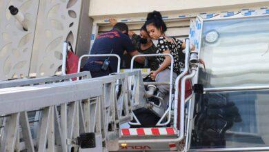 Photo of Kocası Karısını Eve Kilitledi! İtfaiye Yetişti