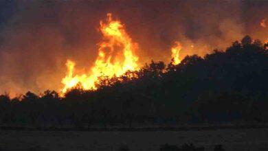 Photo of 2 mahalleyi tehdit eden yangın 6 saattir kontrol altına alınamadı