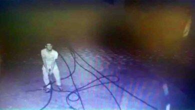 Photo of Urfa'da Camideki hırsızlık güvenlik kamerasında