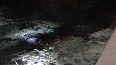 Photo of Sulama kanalına düşen araçta 1 kişi öldü, 2 kişi yaralandı